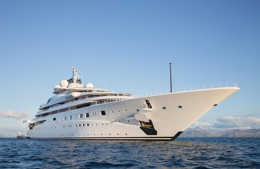Super yacht security consultants EV Investigations protecting from bugs with bug sweeping and technical surveillance counter measures (TSCM)