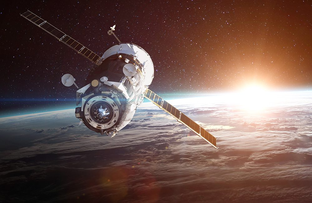 A satellite in space powering the networks behind bugs that can compromise security unless you're being protected with bug sweeping services