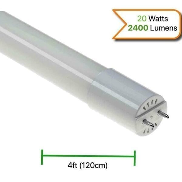 LED slimline batten, T8 LED Tube, 2ft batten, garage light, 4500k