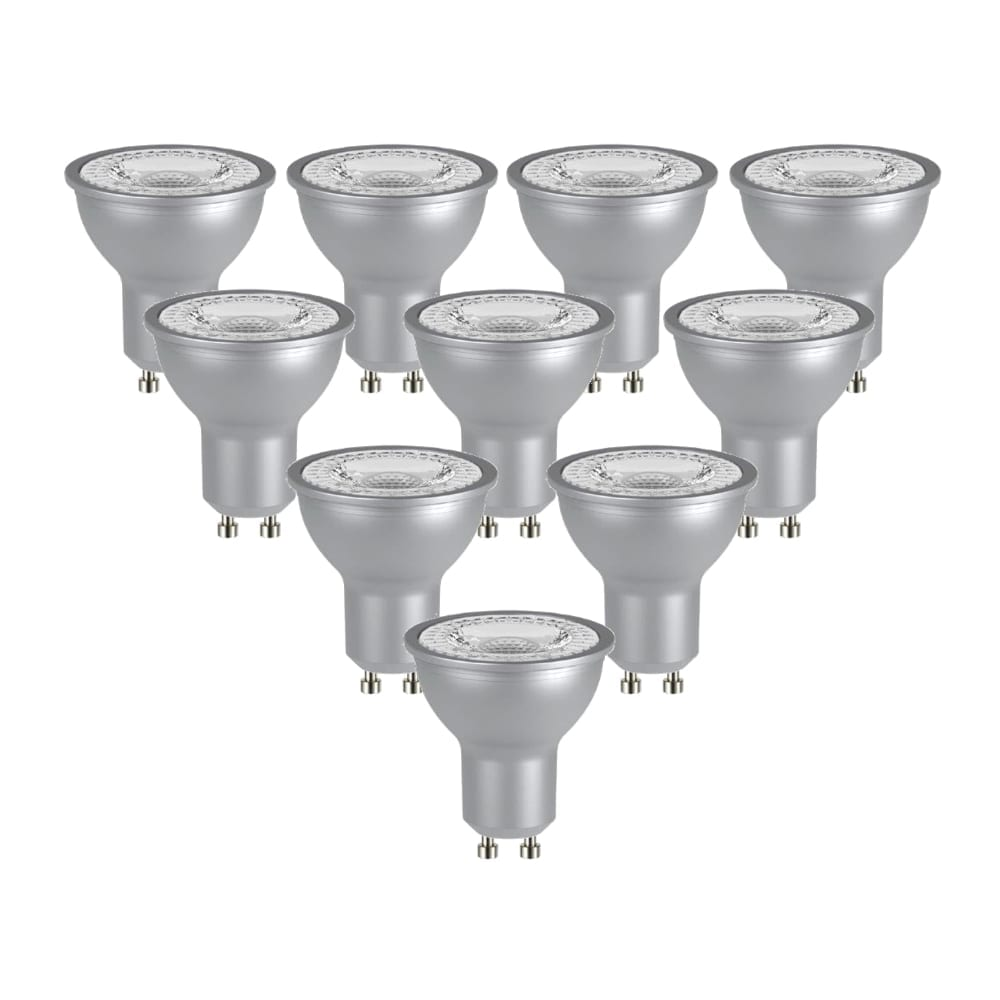 led gu10, venture spotlight, warm white, up and down light,