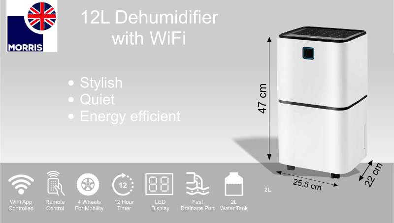 10 answers to help you choose the best quiet dehumidifier specifications