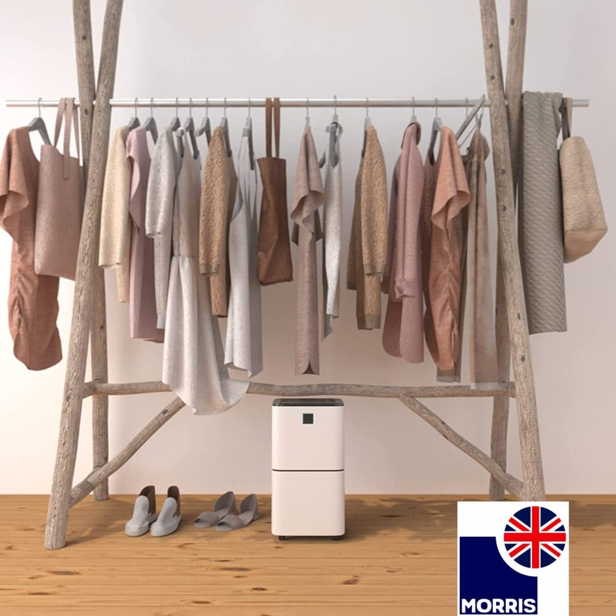 dehumidifier for drying your clothes