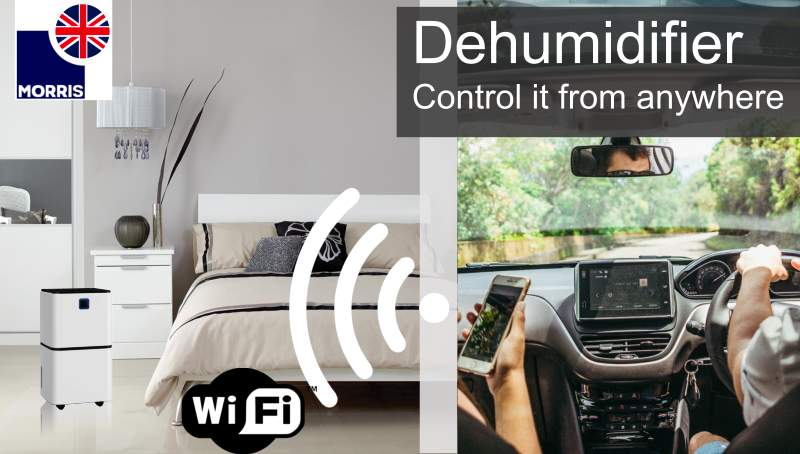 Why You Should Buy a Smart Dehumidifier with WiFi Control it From Anywhere