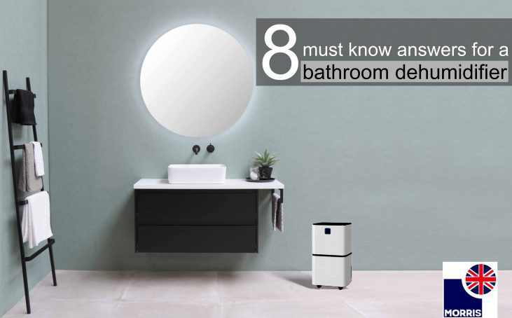 8 must know answers for a bathroom dehumidifier