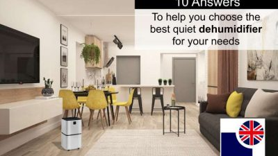 10 answers to help you choose the best quiet dehumidifier for your needs